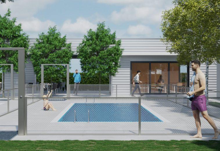 Concurso complejo piscinas